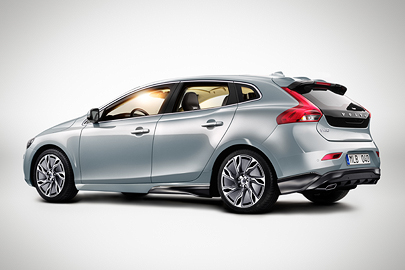 V40 Exterior Styling Kit