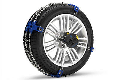 V70 / S80 Snow Chains Centrax