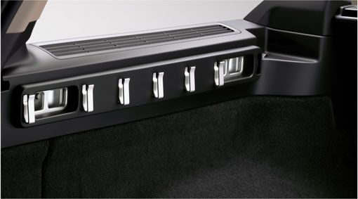 V70 / XC70 Attachment panels with hooks